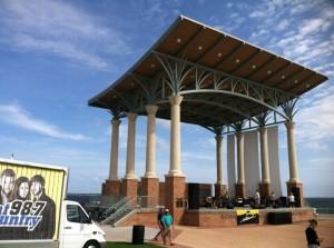 Pensacola Maritime Park Amphitheater